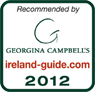 Georgina Campbell's Ireland Guide for 2012